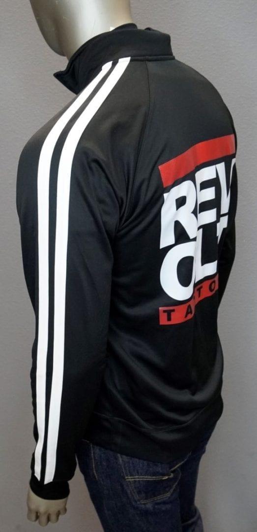 """Revolt Run DMC Track Jacket"" By Sausage (Black) 3"
