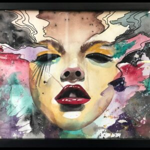 Watercolor - Christian Buckingham
