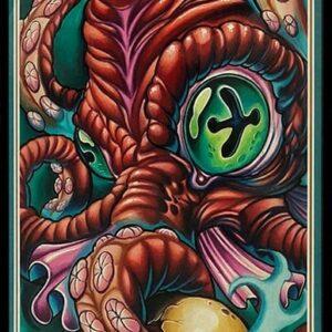 Octopus - Tony Clavarro