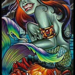 Mermaid - Tony Clavarro