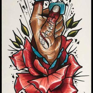 Revolt's Rose - Chad Lambert