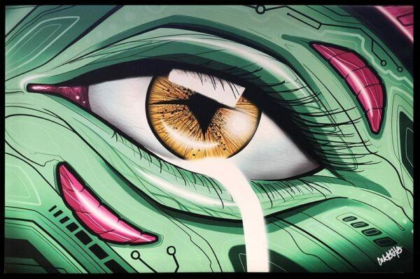 Eye Opening - Chad Lambert 1
