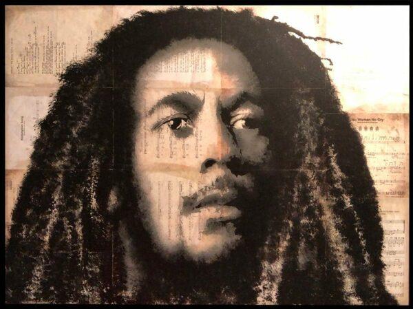 Bob Marley - Mel Balabat 1