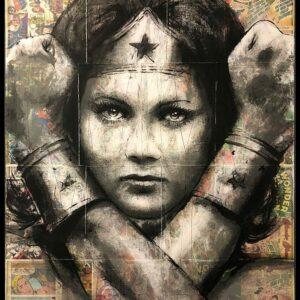Wonder Woman - Mel Balabat