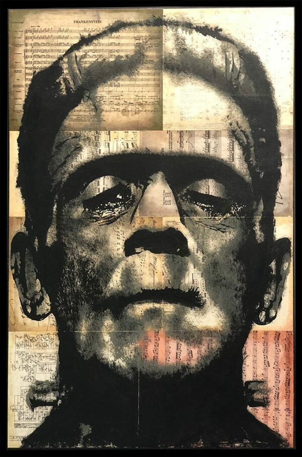 Frankenstein - Mel Balabat 1