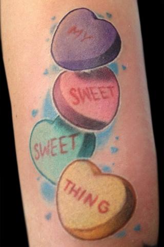Tattoo by Schwab