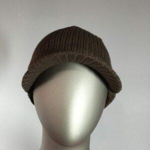 Knit Cap (Brown)
