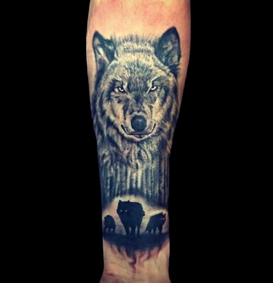 Tattoo by Chris Mendoza
