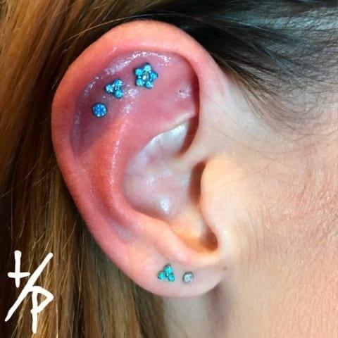 Piercings by Topher