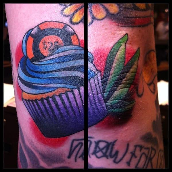 Tattoo by Jason Tritten