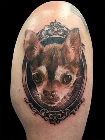 Tattoo by Jenna Holtz