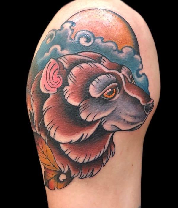 Tattoo by Bexx