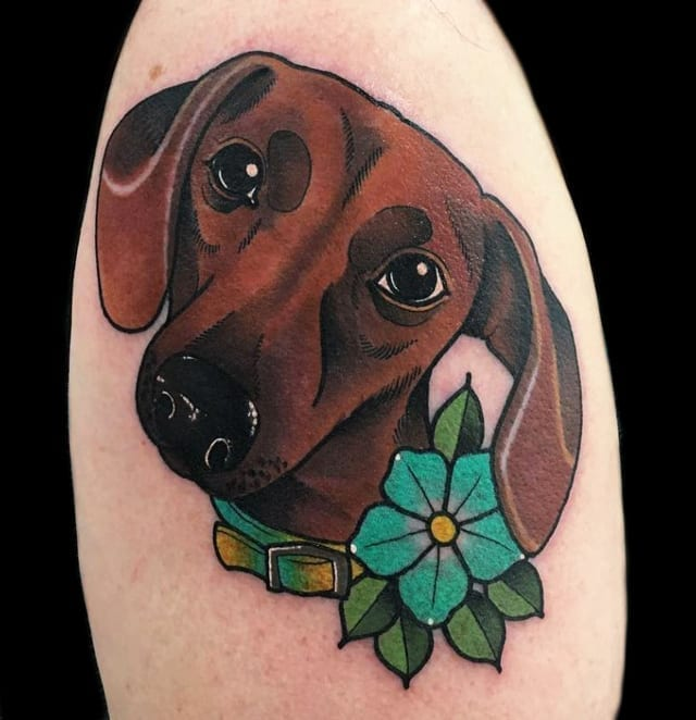 Tattoo by Chad Lambert